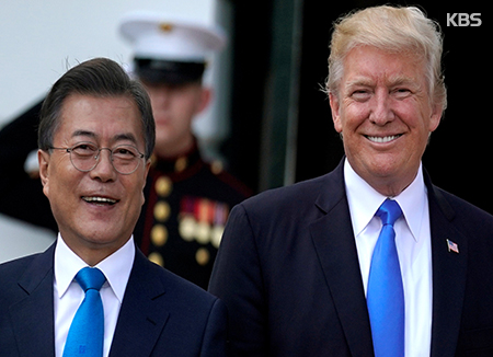 S. Korea-U.S. Summit Scheduled for Early November