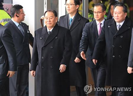 L'impact des Jeux olympiques de PyeongChang sur les relations nord-coréano-américaines