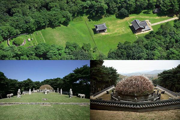 Die Neun Östlichen Königsgräber in Guri