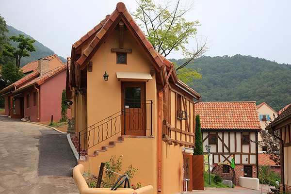 Petite France in Gapyeong