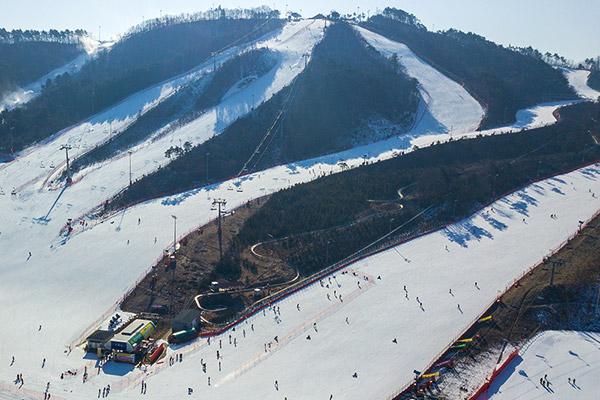Alpensia Skiresort