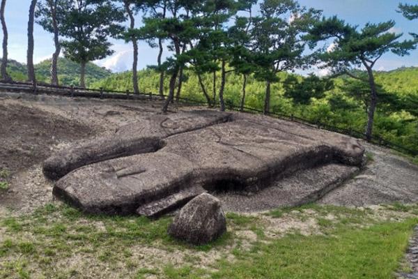 Tempel Unjusa in Hwasun