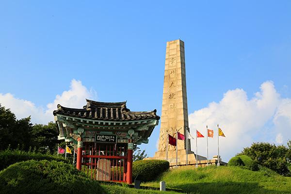 Entlang der Gyeongui-Jungang-Linie: von Sinchon bis Neunggok