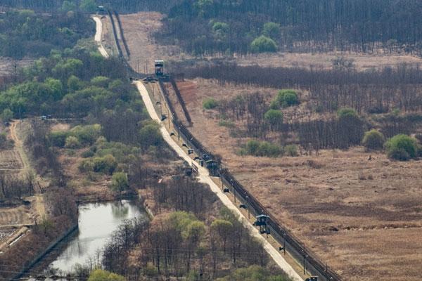 DMZ旅游景点