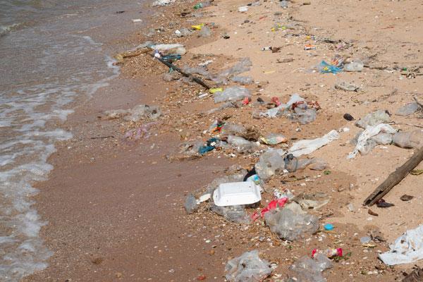韩国海洋塑料污染治理