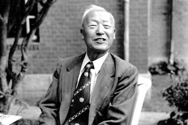 韩国前总统李承晚