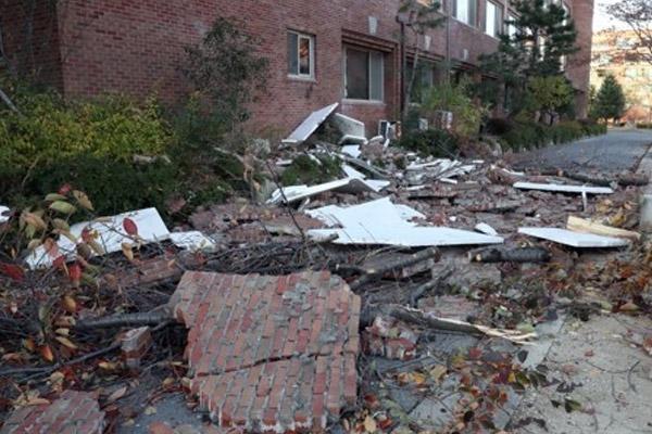 韩国规模最大的地震