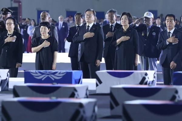 韩国人如何看待韩国战争