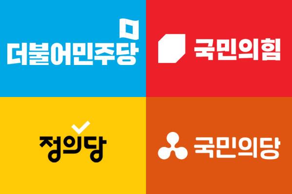韩国的政党