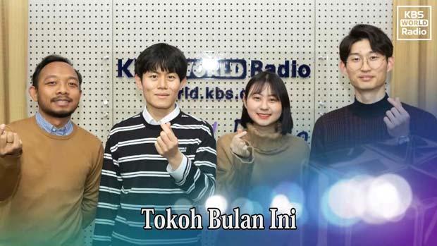 3 Mahasiswa Korea, Bahasa Indonesia, dan Kebiasaan Akhir Tahun