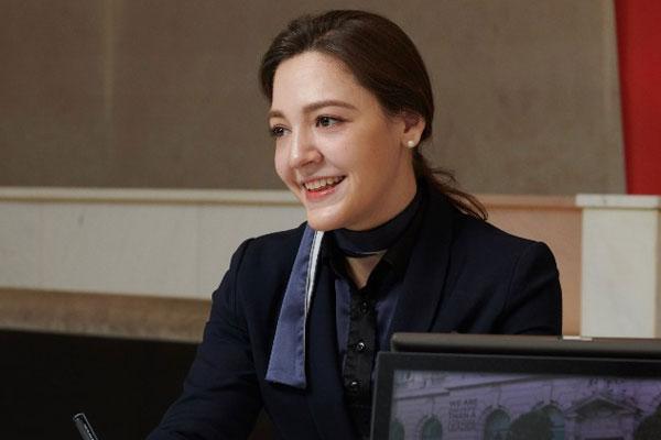 Marine Lauzat, hôtelière ambitieuse