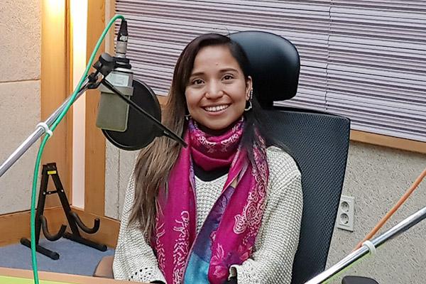 Ana Karen Velázquez Martínez : Voy a seguir trabajando para crear un impacto social por medio de la educación