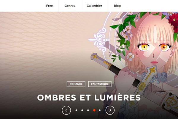 Delitoon, le Webtoon coréen à la française