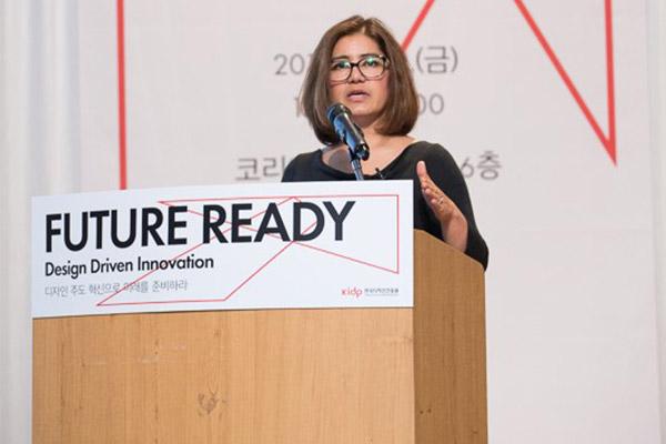 Martha Patricia Zarza Delgado : El diseño es un elemento clave para resolver los problemas esenciales que presenta el mundo