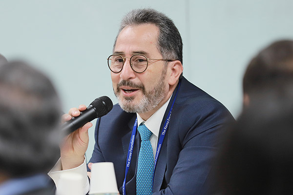 Ricardo Morote : Perú y Corea son países amigos