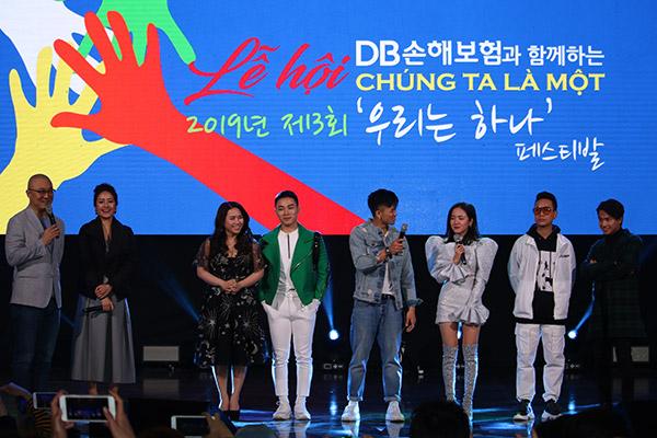 """Tưng bùng lễ hội """"Chúng ta là một - We are together"""" lần thứ ba tại thành phố Suwon"""