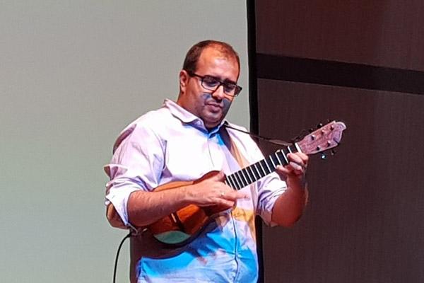 Yone Rodríguez: En música hay que respetar la tradición, no quedarse anclado y seguir evolucionando