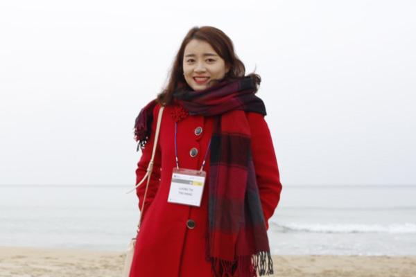 """""""Một bộ phim Hàn Quốc nổi tiếng đã giúp tôi nhận ra niềm đam mê với ngành Luật và quyết tâm theo đuổi ngành này"""""""