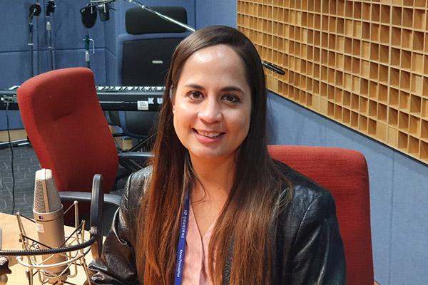 """Alejandra Mª Andino Elvir: """"Me voy contagiada del estilo de vida de Corea"""""""