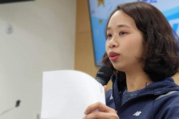 """""""Ước mơ đầu tiên và lớn nhất của tôi là trở về và đóng góp cho ngành phúc lợi xã hội ở Việt Nam"""""""