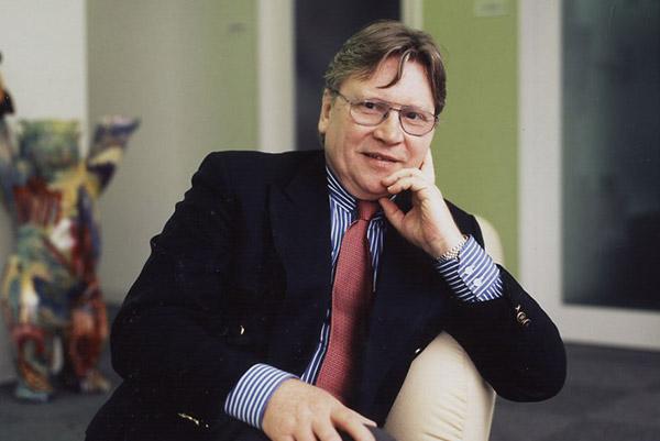 Dr. Uwe Schmelter - Brückenbauer zwischen Deutschland und Korea