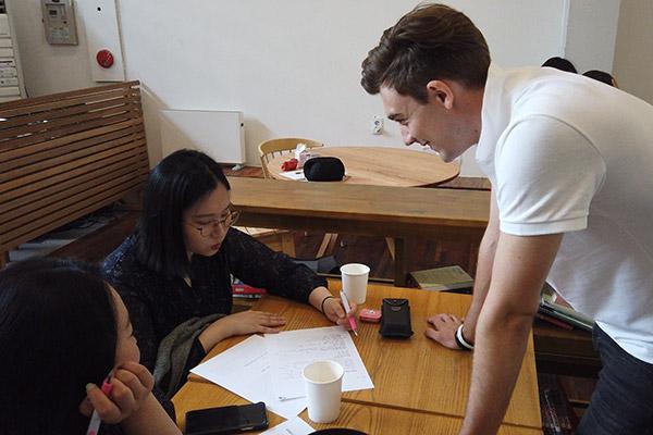 Nick Klabunde - Deutsche Kultur für Koreaner