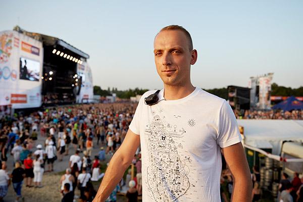 Thomas Waldner - Organisator des Donauinselfestes