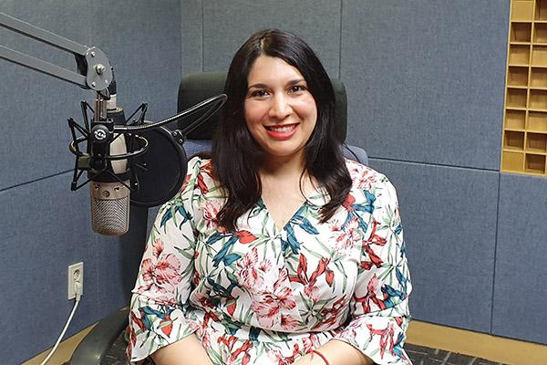M. Florencia Colavita : KBS WORLD Radio es mi hogar en las ondas de radio