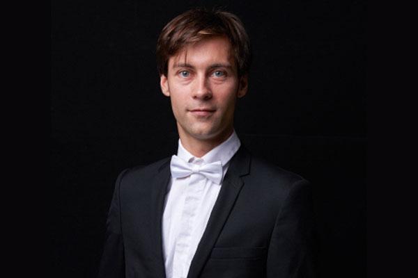Jocelyn Willem, corniste français de l'Orchestre de la KBS