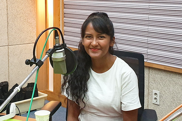Nancy Lorena Castro González: KBS WORLD Radio sigue siendo la única fuente confiable y directa en español