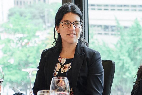 Antonella Piacentini: Paraguay se suma al compromiso global de reducir gases de efecto invernadero