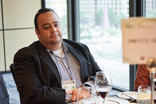 Jorge Cárcamo : Aunque Honduras emite poco, busca reducir aún más las emisiones