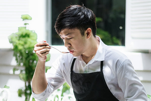 Anh Chánh Trần chia sẻ về các hoạt động giao lưu ẩm thực tại Hàn Quốc