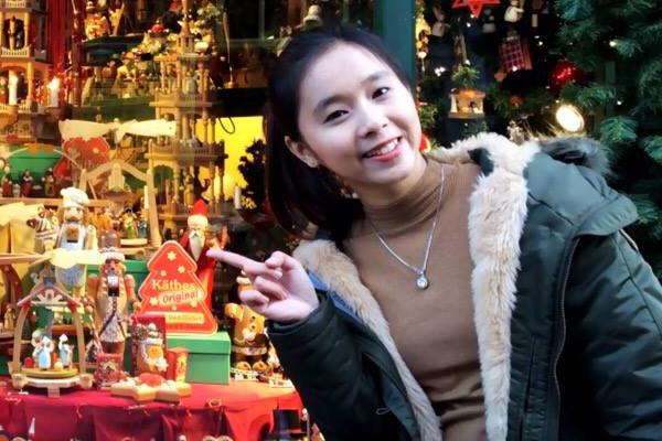 Đam mê với chuyên ngành Kinh tế nông nghiệp của một nữ nghiên cứu sinh cao học Việt Nam