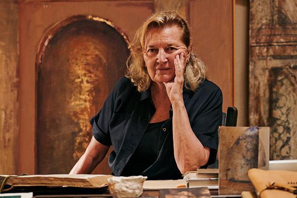 Gloria Muñoz: Mi pintura es una aventura vital