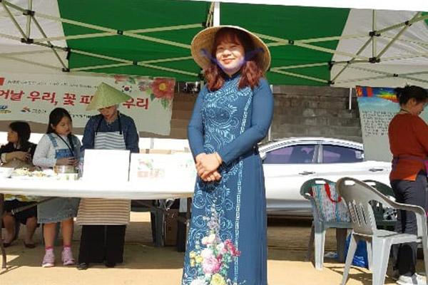 Cô dâu Việt nỗ lực giúp các cô dâu đa văn hóa thích nghi với cuộc sống Hàn Quốc