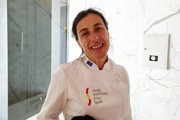 María Varela: Estoy muy orgullosa de representar a mi país