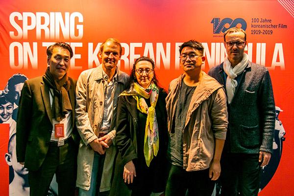 100 Jahre koreanischen Kinos in Deutschland gefeiert