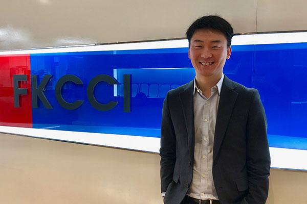 Nouveau directeur général de la FKCCI