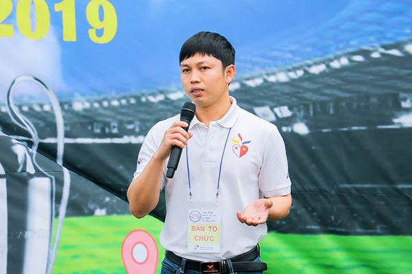 Chàng trai Việt Nam và ước mơ xây dựng trang trại chăn nuôi công nghiệp