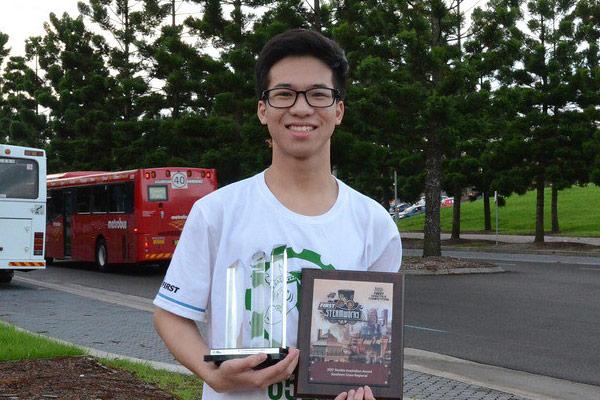 Gặp gỡ chàng trai nhận học bổng Tài năng toàn cầu của trường Đại học Quốc gia Seoul ngay khi tốt nghiệp trung học phổ thông