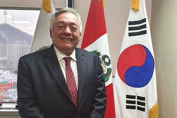 "Embajador de Perú en Corea: ""La llegada del K-pop ha sido una revolución cultural muy significativa para Perú"""