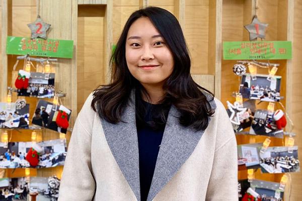 Belén Kim : Ofrecemos servicios a los extranjeros para una mejor vida en Corea