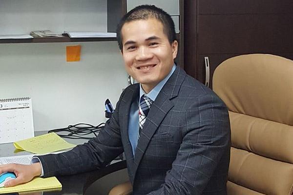 Trò chuyện với đại diện công ty du học Việt Nam tại Hàn Quốc