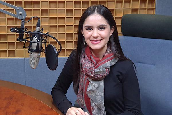 Anaís Gabriela Faure De Paz : Corea es un país que me ha dado muchas oportunidades