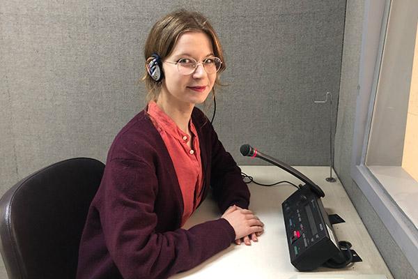 Nadja Nicolai – erste deutsche Master-Studentin im Fach Dolmetschen in Korea