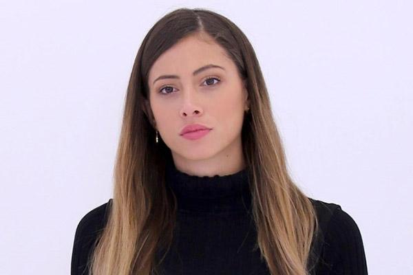 Natalia Carvajal: Me gustó el programa por la libertad para mostrar tu personalidad