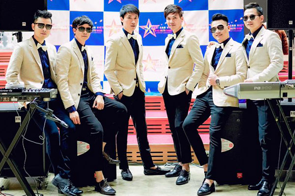 Ban nhạc Ngôi Sao Việt và sứ mệnh phục vụ đời sống tinh thần kiều bào Việt Nam tại Hàn Quốc