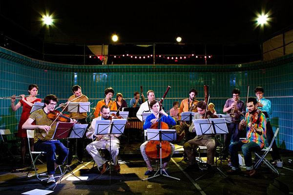 Das große kleine Orchester