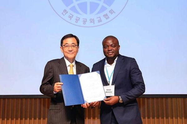 L'Afrique en tête, la Corée à cœur